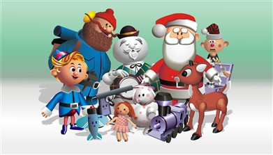 Rudolph and the Island of Misfit Toys UPDATE.