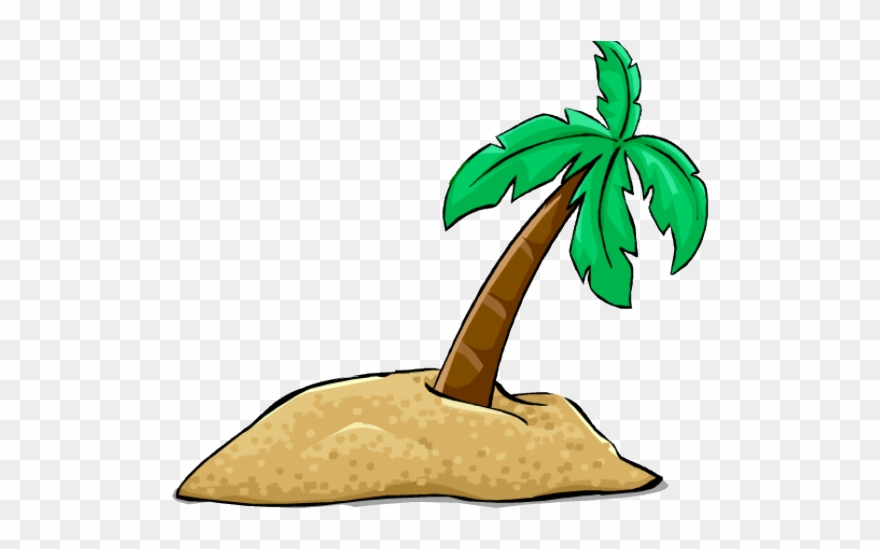 Palm Tree Clipart Desert Tree.