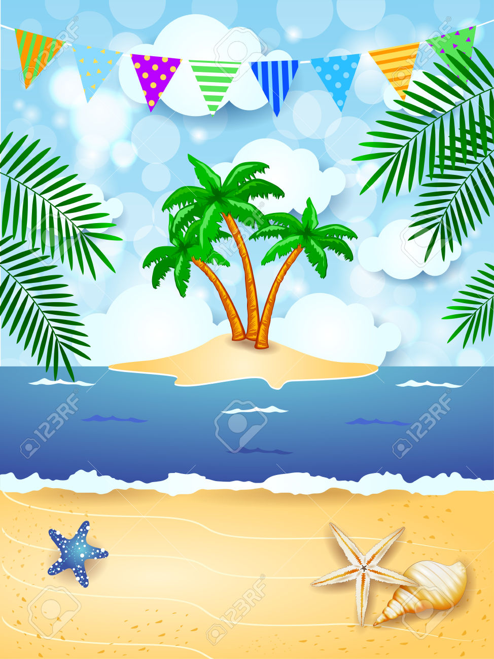 4,433 Island Party Stock Illustrations, Cliparts And Royalty Free.