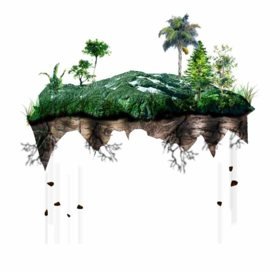 floating #island.