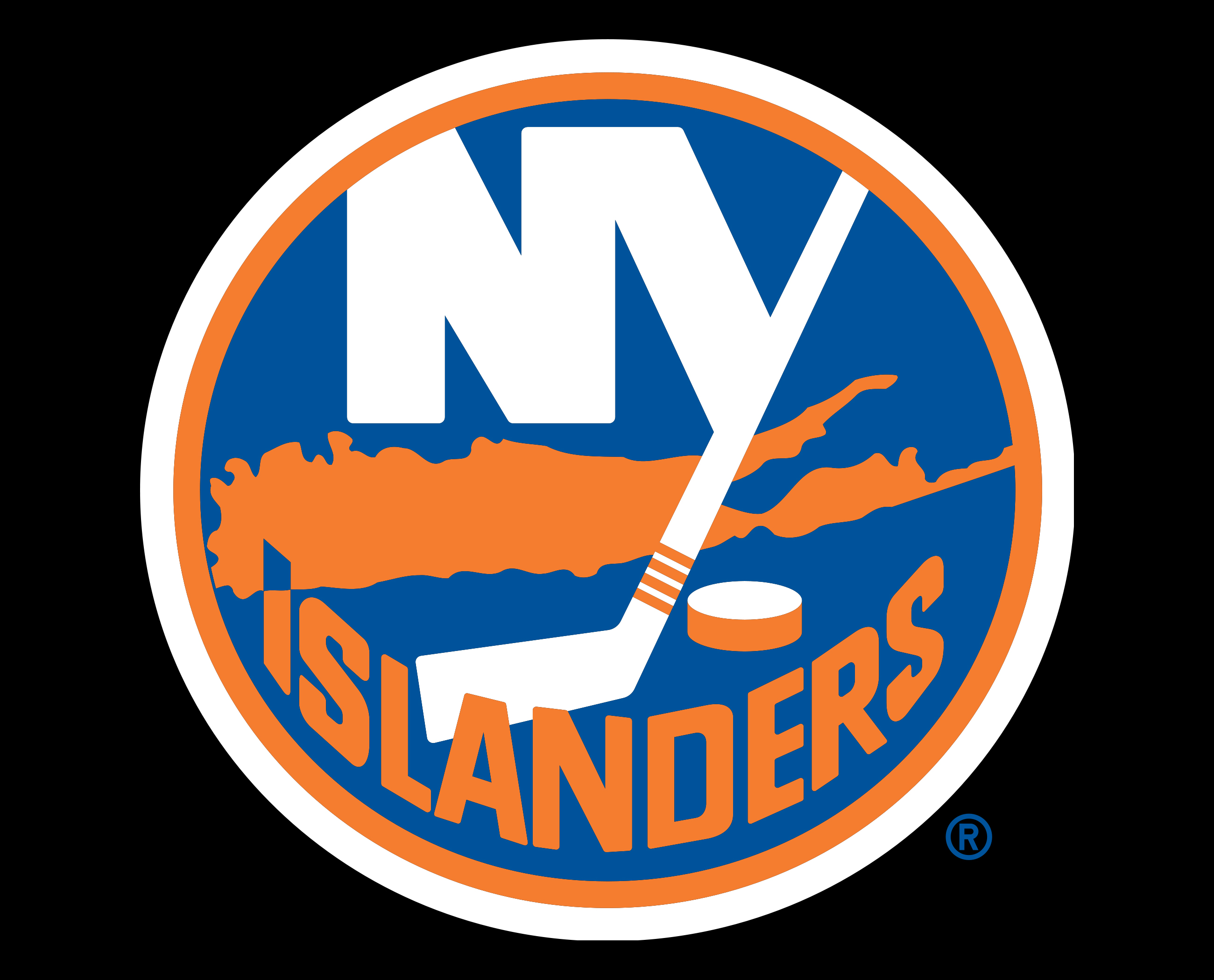 Meaning Islanders logo and symbol.