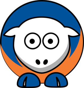 Sheep New York Islanders Team Colors Clip Art at Clker.com.