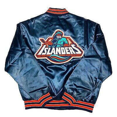 NHL NEW YORK Islanders Fisherman Logo Mens Embroidered Polo.