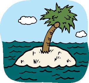 Islands Clipart.