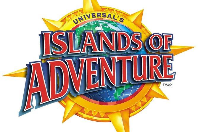 Miami to Orlando Island of Adventure Round.