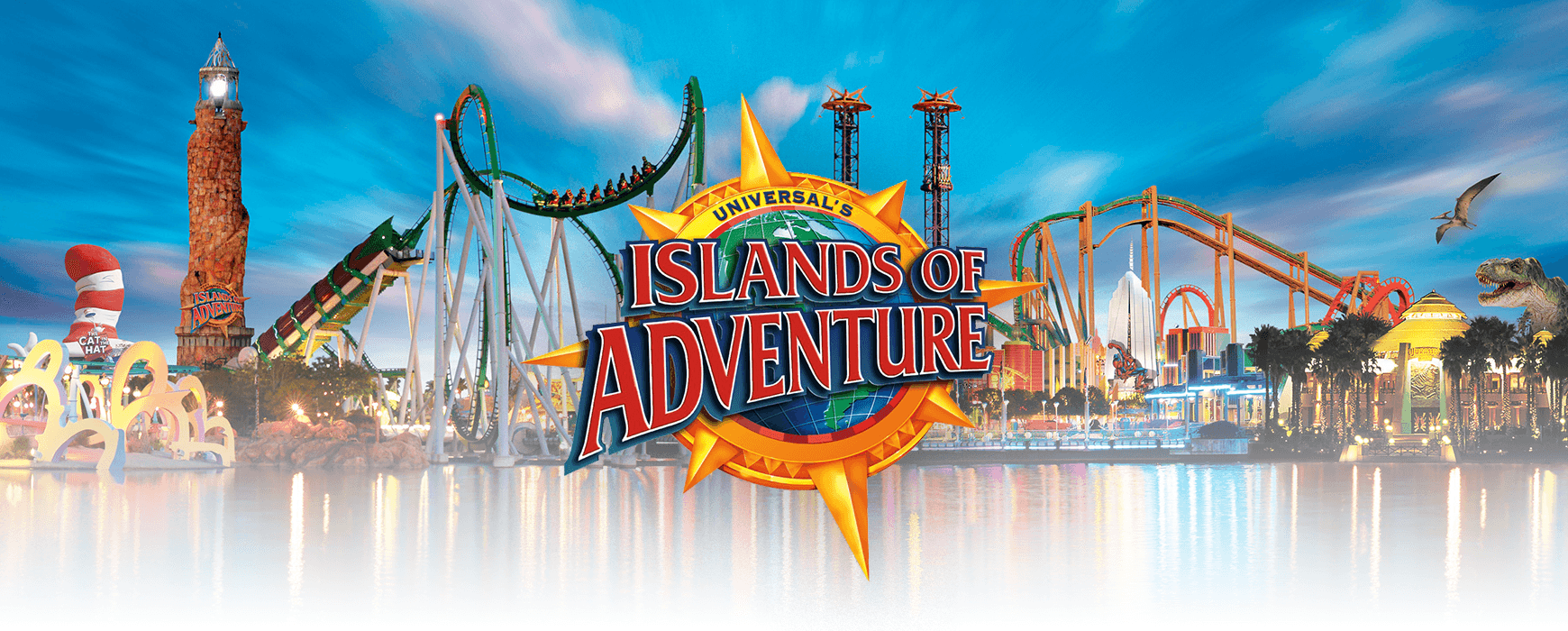 Islands of Adventure Cover.