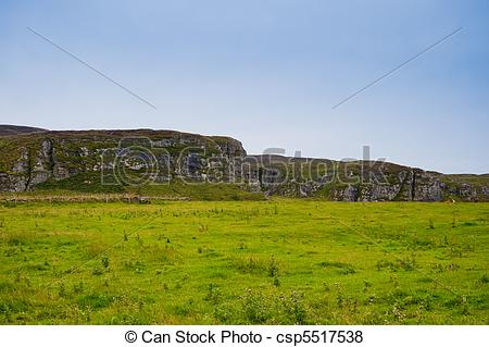 Pictures of Islay field.