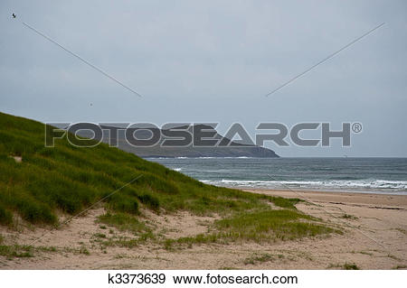 Stock Photograph of Islay beach k3373639.