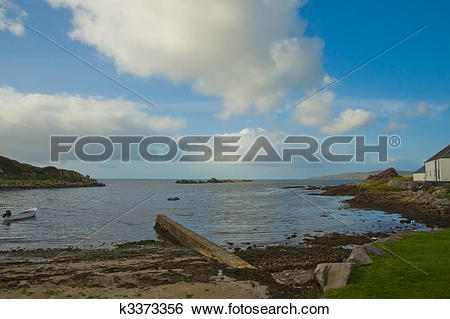 Stock Images of Islay loch k3373356.
