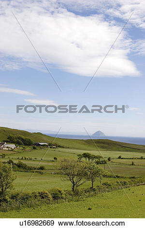 Stock Photograph of Scotland, Isle Of Arran, South Arran, Arran.