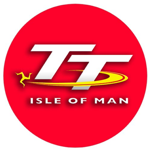 Isle of Man TT Logo (Red) Pop Socket.