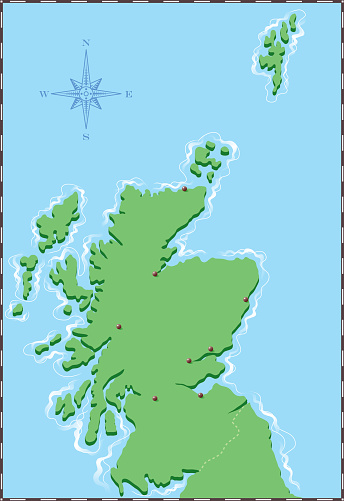 Isle Of Skye Clip Art, Vector Images & Illustrations.