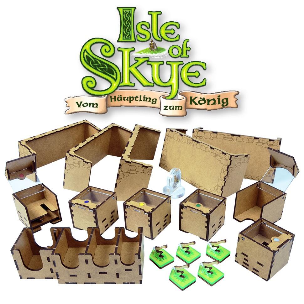 Buy Isle of Skye board game insert in online store RuBrand.com.