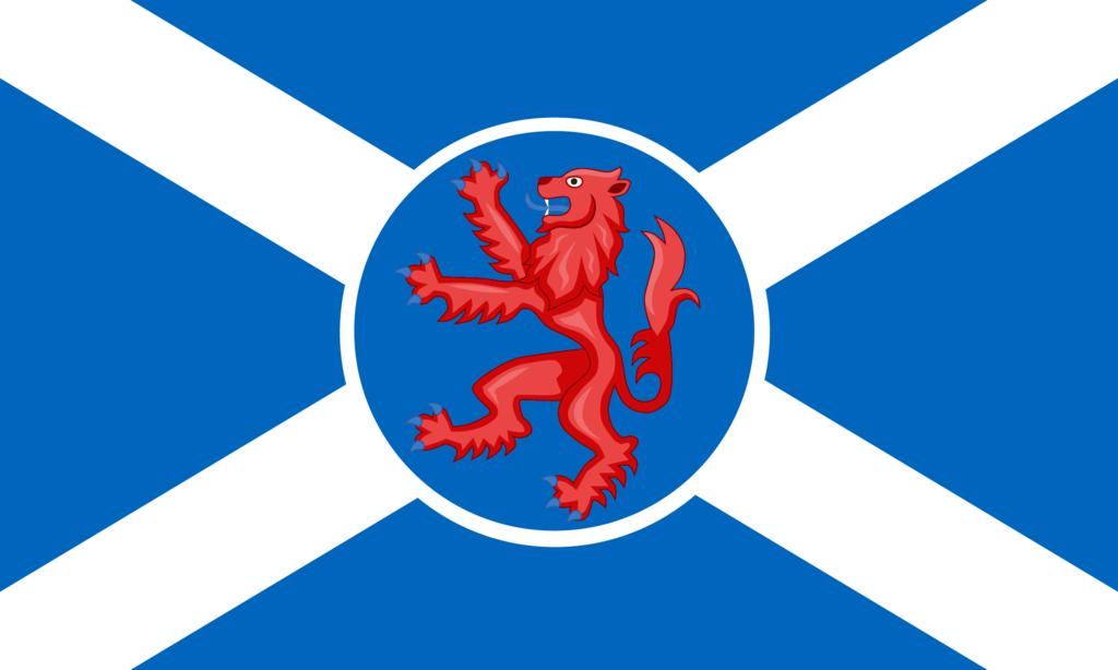 Flag of the Isle of Skye by DetectiveP on DeviantArt.