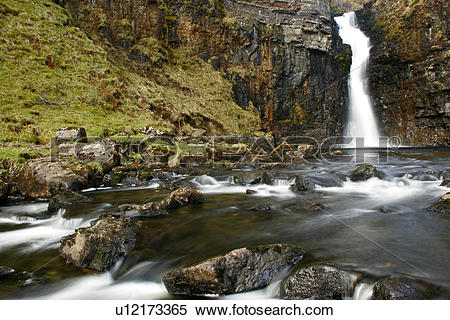 Stock Image of Scotland, Isle of Skye, Inver Tote, The tranquil.