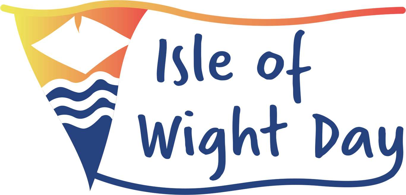 Isle of Wight Day Logo designed by Brightbulb Design.