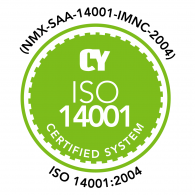 ISO 14001.