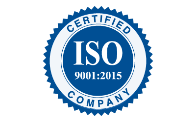 Raptor recently renew ISO 9001:2015 management System Certification.
