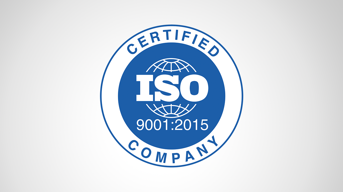 READE Announces Certification to ISO 9001:2015.