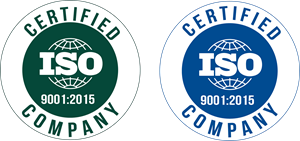 Industry Iso 9001:2015 Logo Vector (.AI) Free Download.