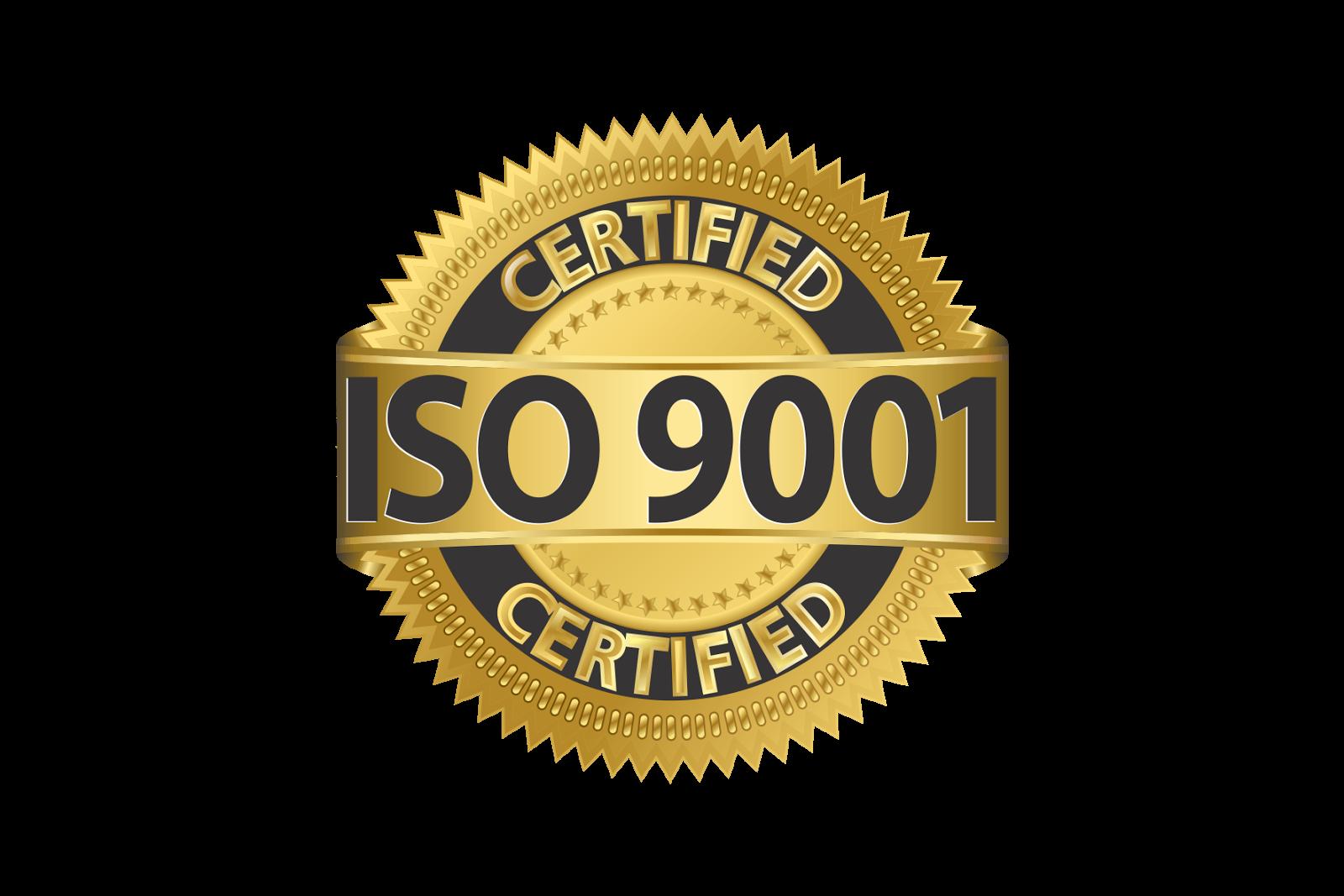 Iso 9001 Logos.