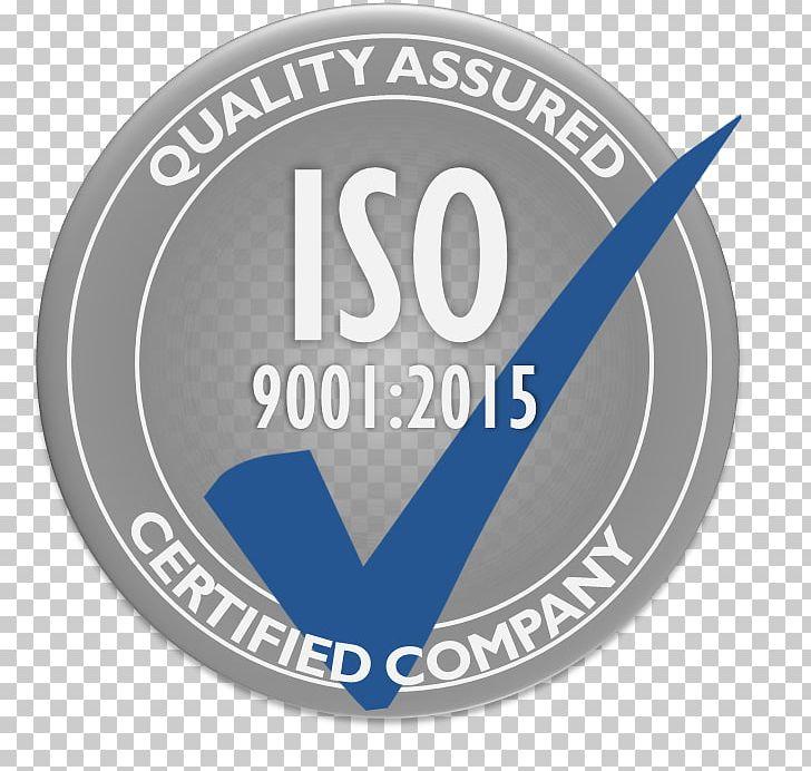 Logo ISO 9000 ISO 9001:2015 International Organization For.