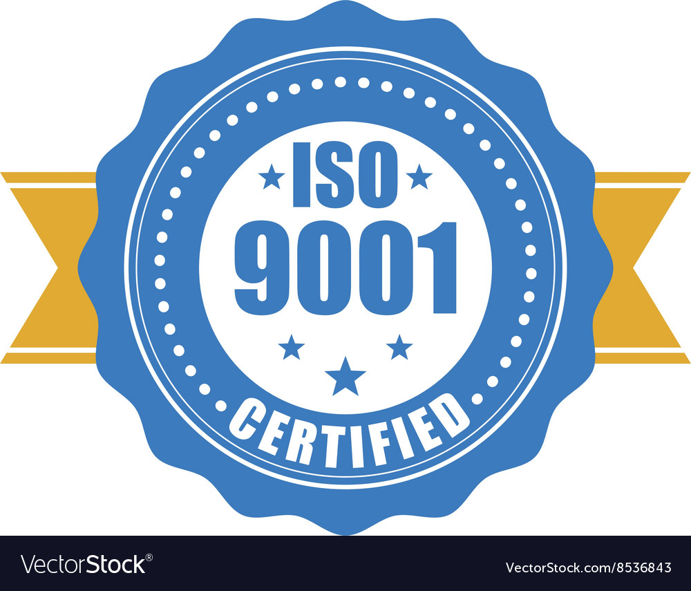 ISO 9001 certified.