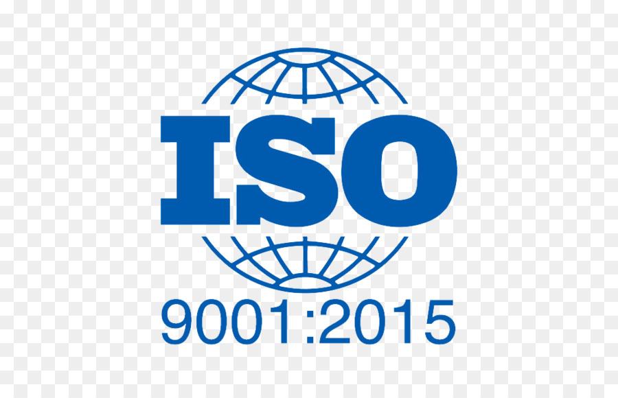 Iso 9000 Blue png download.