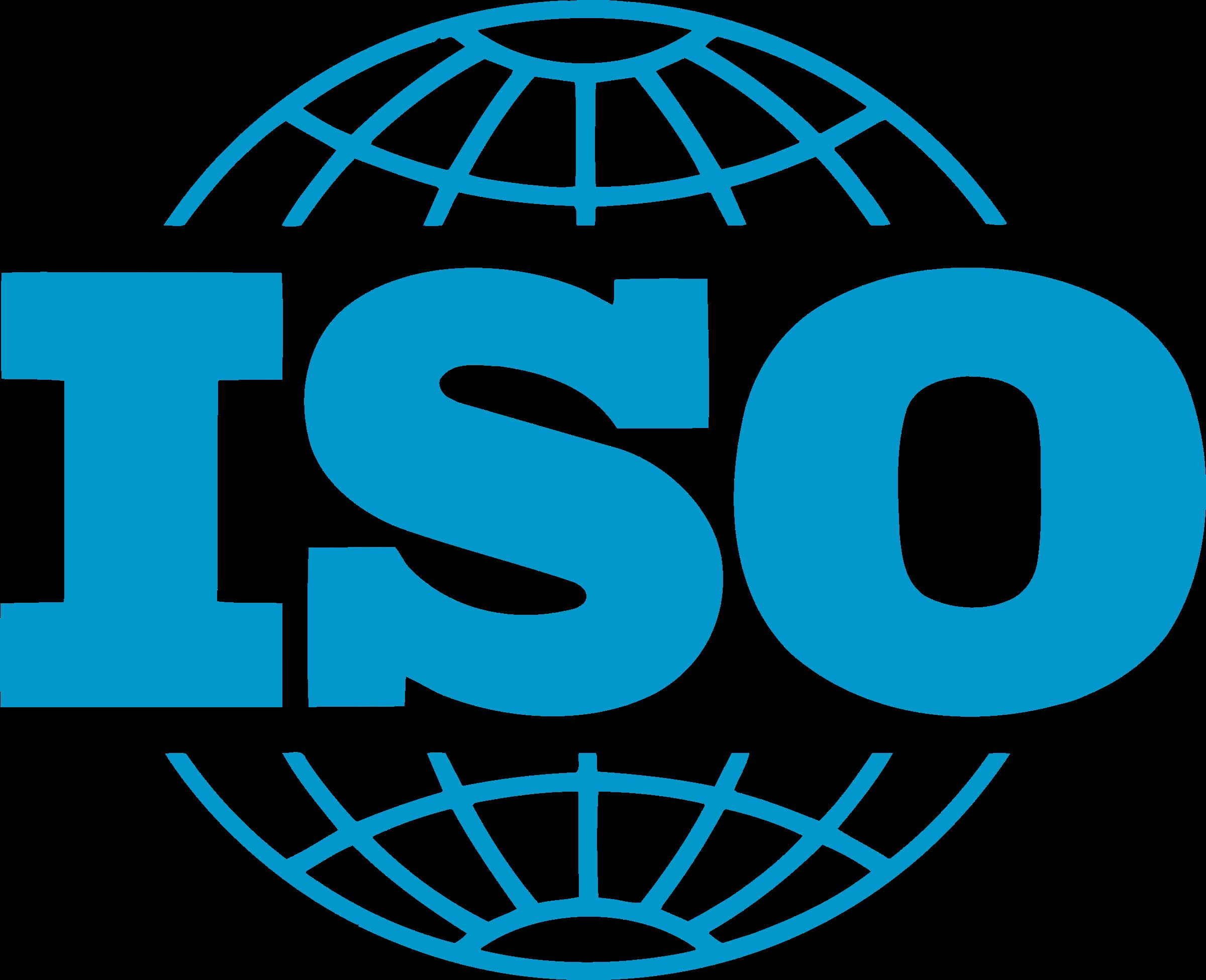 ISO Logo PNG Transparent & SVG Vector.