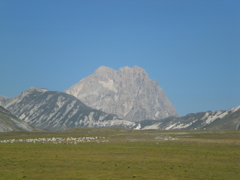 Gran Sasso e Monti della Laga National Park.