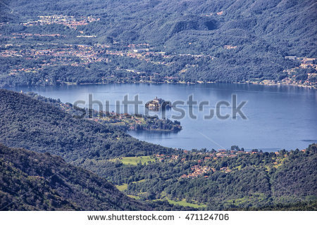San Giulio Stock Photos, Royalty.