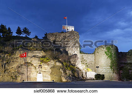 Pictures of Turkey, Province Isparta, Egirdir, Mustafa Kemal.