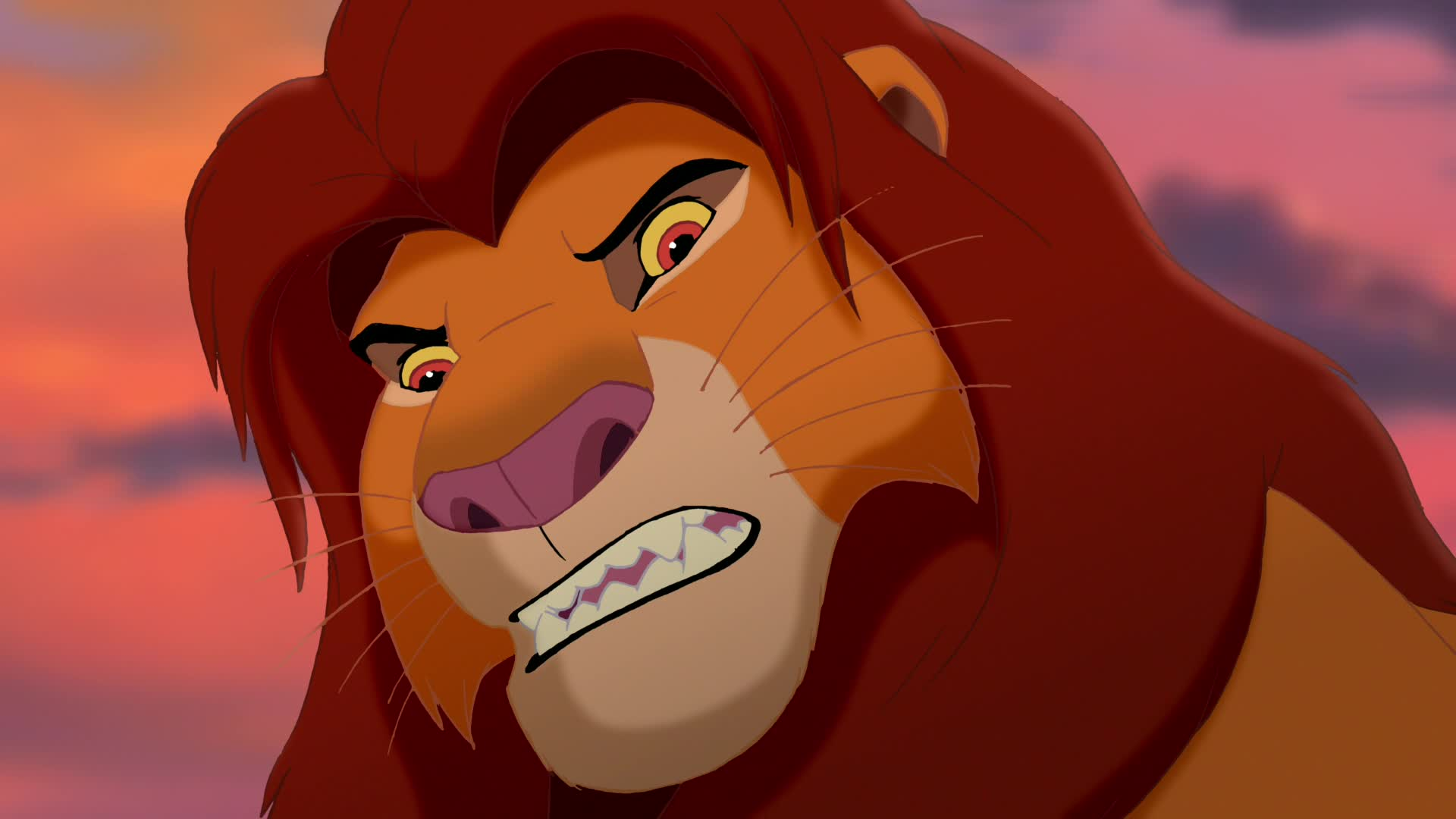 Ispen. © The Lion King.