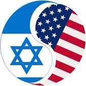 Clipart of USA Israel k2527931.