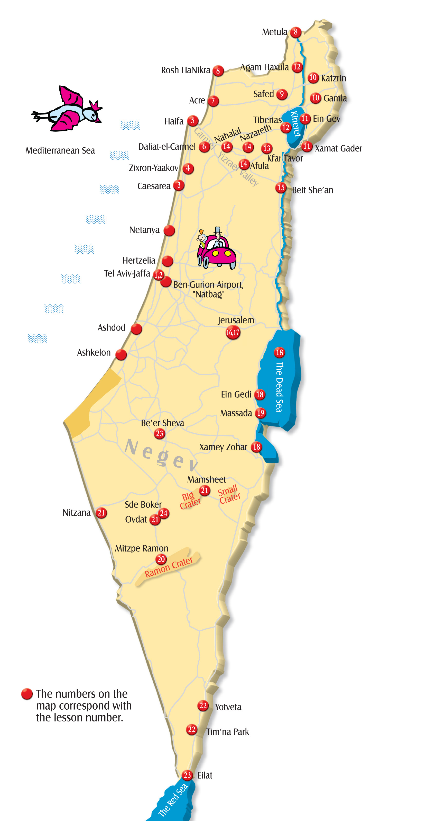 Israel Clipart.