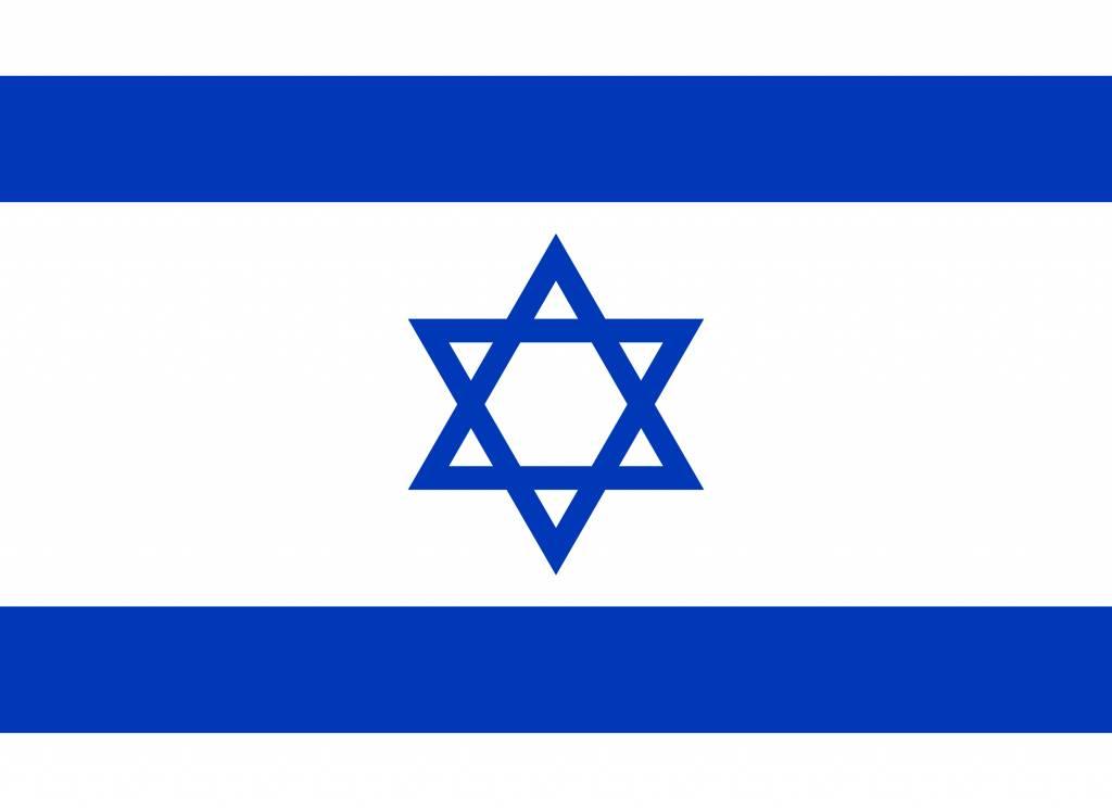 Israel flag image.