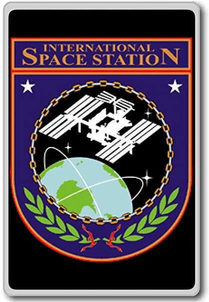 Amazon.com: ISS Logo.