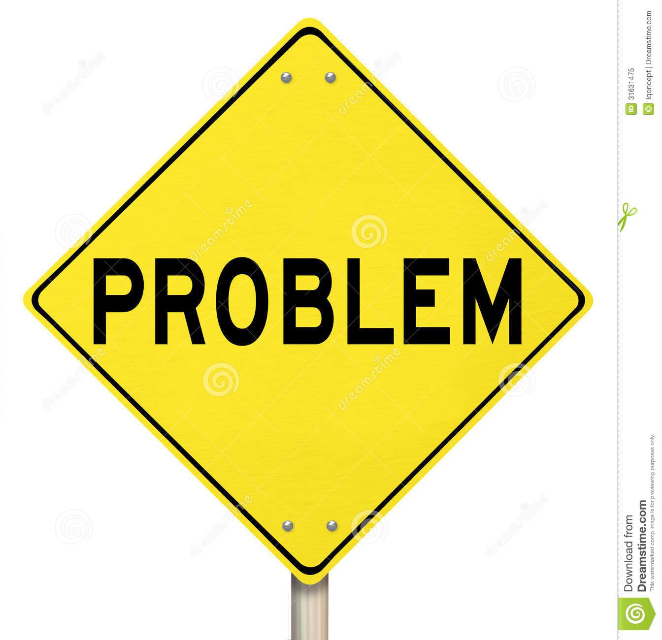 Word problem clipart.