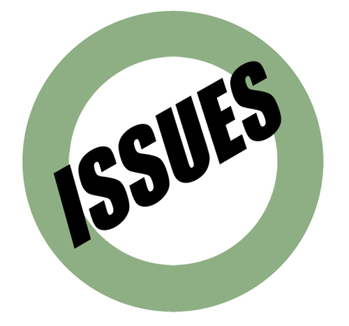 Issues Logos.