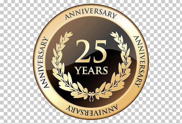 Anniversary Birthday IStock PNG, Clipart, 25 Anniversary, 25.
