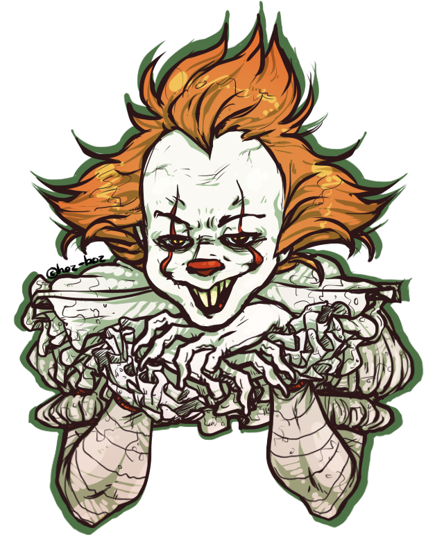 Clipart balloons pennywise, Clipart balloons pennywise.
