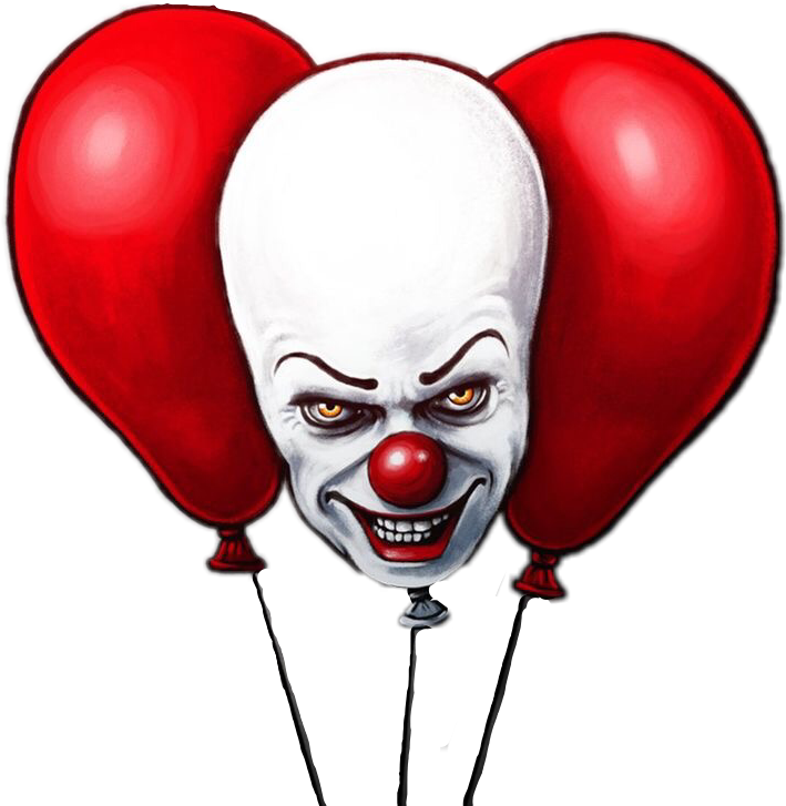 Clipart balloons pennywise, Picture #386068 clipart balloons.