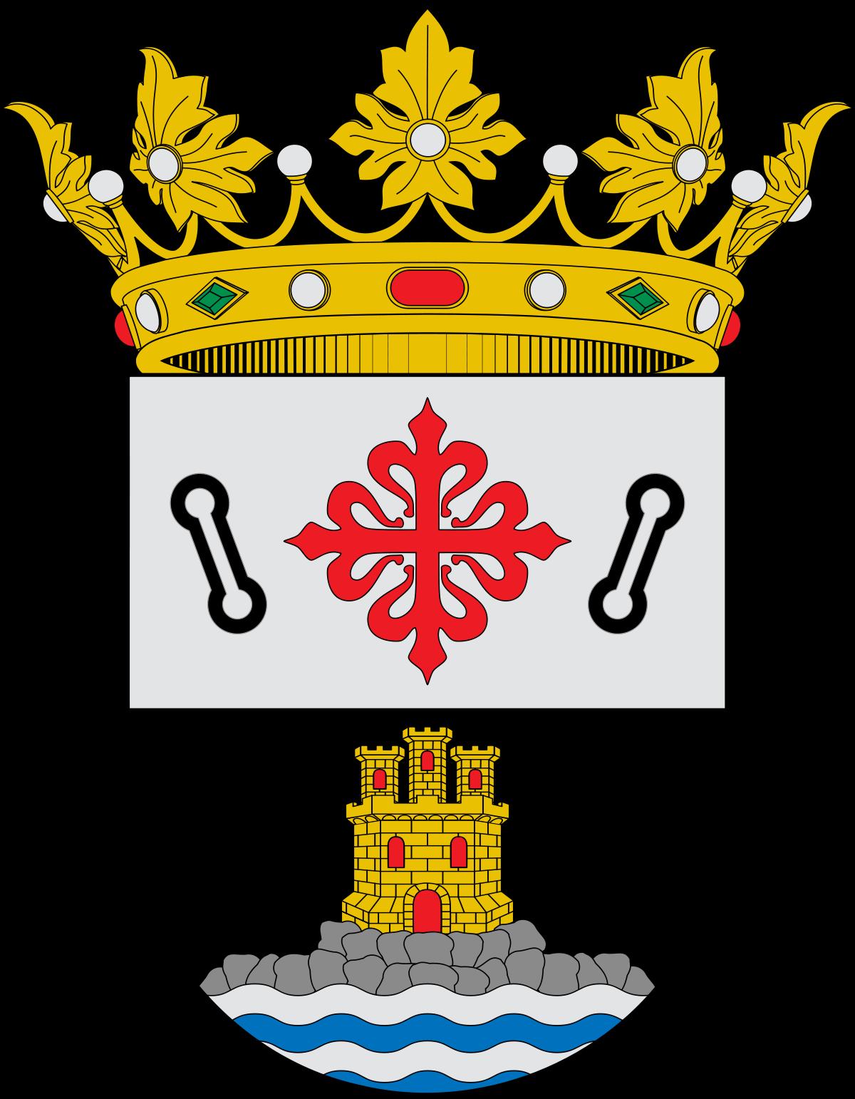 Castell de Castells.
