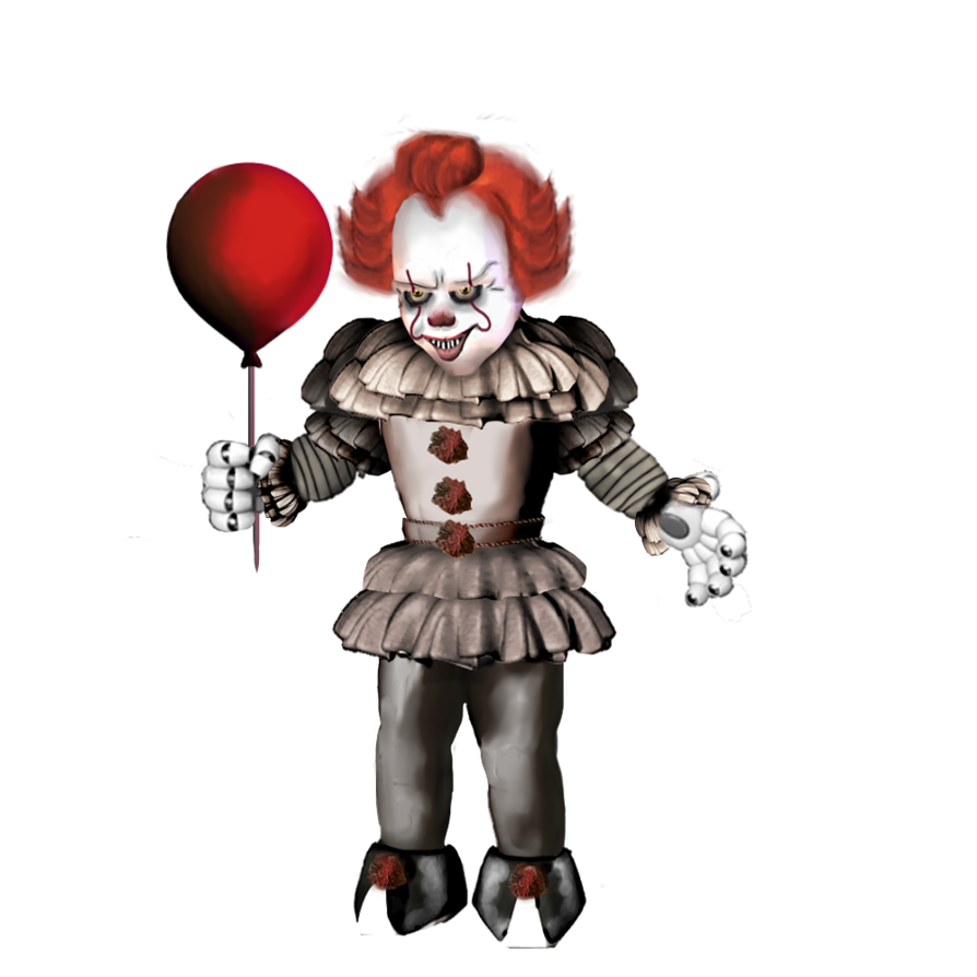 It Clown DeviantArt.