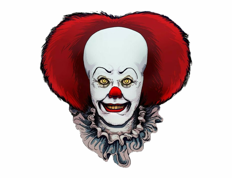 ftescaryclowns #clown #it #pennywise.