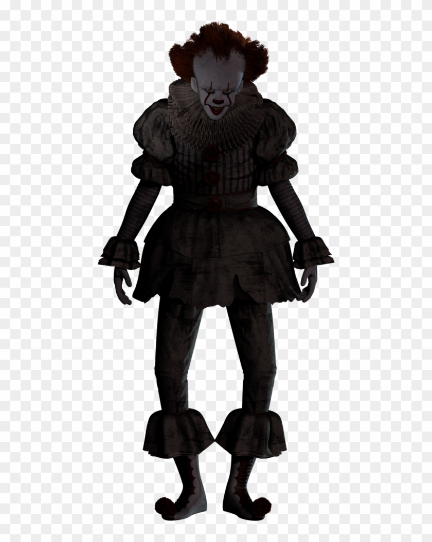 Pennywise The Clown Png, Transparent Png.