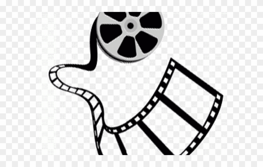 Movie Clipart Scroll.
