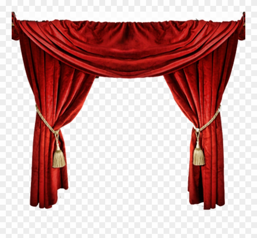 Curtain Clipart Movie Curtain.