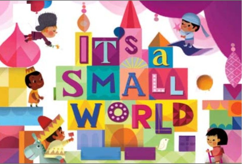 Its a small world clipart 1 » Clipart Station.