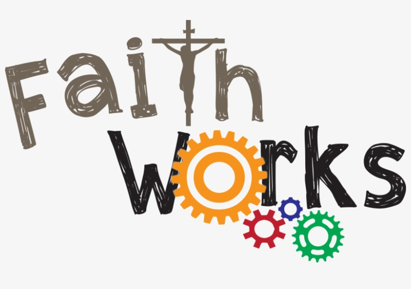 Faith And Works Clipart Graphic Royalty Free Stock.